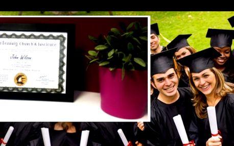 Udělte čestný Doktorát honoris causa z PIVOZNALSTVÍ, HOMEOPATIE, FACEBOOK poradenství či dalších oborů! Titul dr. h. c. poté můžete běžně užívat. Skvělý dárek pro kamarády.