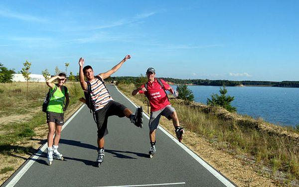 Jednodenní INLINE VÝLET do Německa: Nejkrásnější stezky v Evropě, písčité pláže, skvělé koupání (svátek - pátek 5.7.2013)!