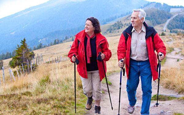 Oddychová dovolená v Krkonoších pro DVA na 3/6 dní