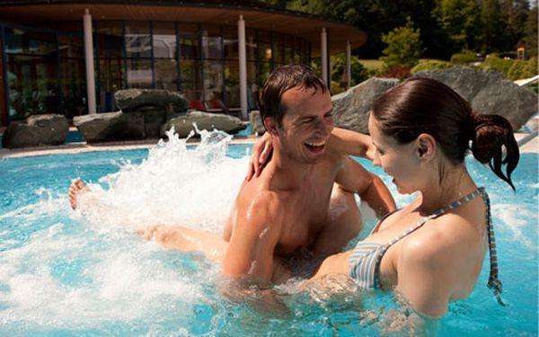 Pobyt ve 4 *hotelu na slunečním jihu Rakouska - 3 dny s polopenzí a vstupem na koupaliště