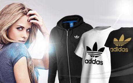 Zboží adidas a Reebok, VŠE ZA PŮLKU a se zárukou originality od OFICIÁLNÍHO PRODEJCE! Jen u nás voucher v hodnotě 1000 Kč na nákup v e-shopu www.adistreet.cz jen za 499 Kč! Pořiďte si nové značkové zboží se slevou 50%!