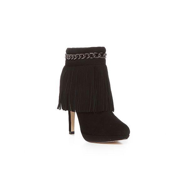 Antracitové topánky Bourne