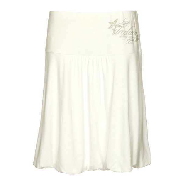 Dámská bílá balonová sukně Loap