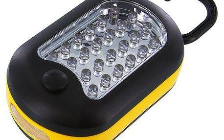 LED světlo na kempování a poštovné ZDARMA! - 177
