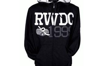 Pánská mikina Rocawear černo-bílá