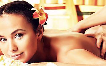 Thajská masáž (60 - 90 min.)
