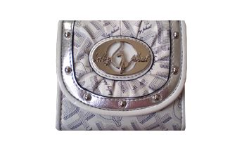 Dámská peněženka Baby Phat šedo-stříbrná