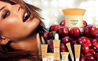 Kosmetická péče značky Payot na 60 minut