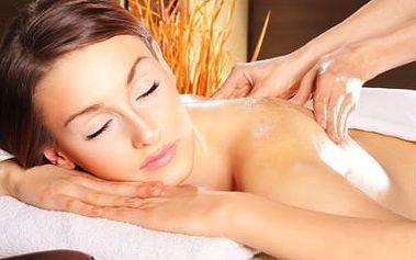 Masážní BALÍČEK RELAX: masáž zad, šíje, hlavy i chodidel!
