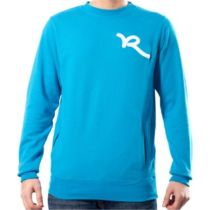 Pánská mikina Rocawear modrá