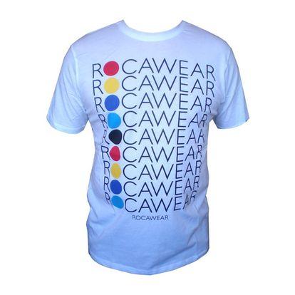 Pánské triko Rocawear bledě modré s potiskem