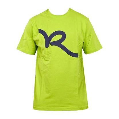 Pánské triko Rocawear limetkově zelené s logem