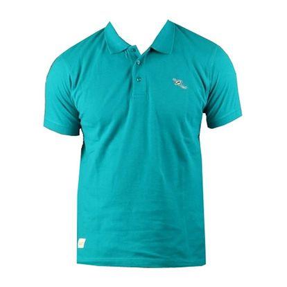 Pánské polo triko Rocawear tyrkysově zelené
