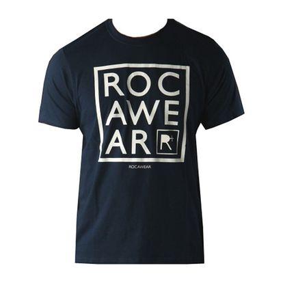 Pánské triko Rocawear tmavě modré s potiskem