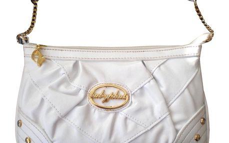 Dámská kabelka Baby Phat bílá