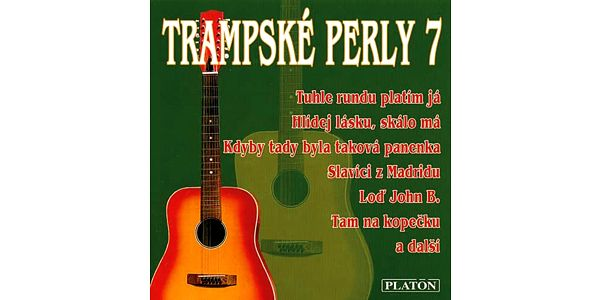 Trampské perly 7 - CD