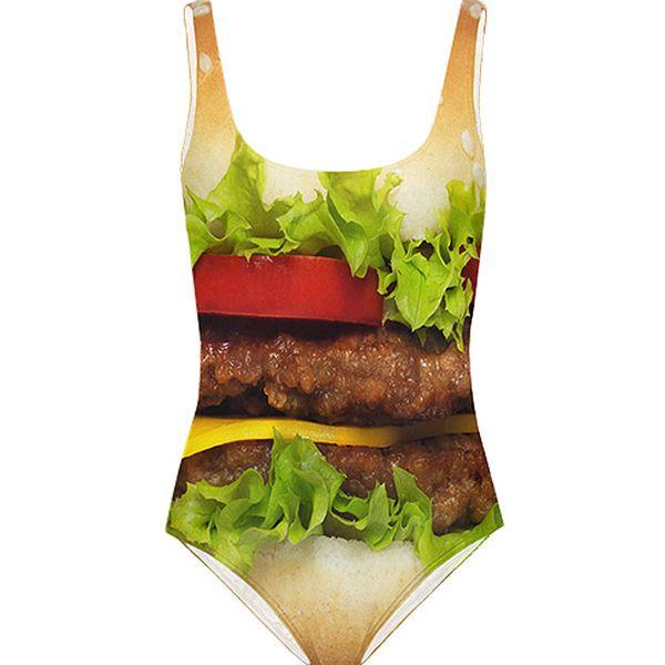 Plavky Hamburger