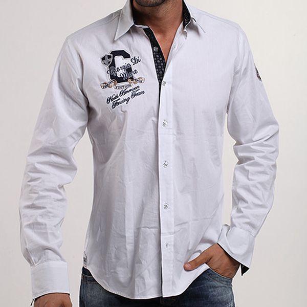 Bílá košile G Giorgio di Mare
