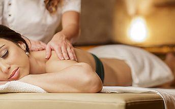 Klasická reflexná alebo Kodo masáž