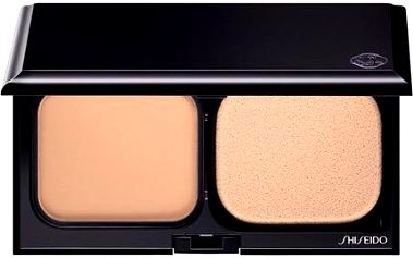 Shiseido Sheer Matifying Compact Foundation SPF10 9,8g Make-up W - Odstín I60 Natural Deep Ivory