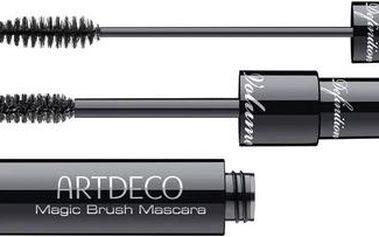 Artdeco Mascara Magic Brush 7ml Řasenka W - Odstín 1 Black černá