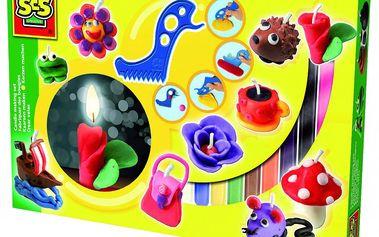 Dekorativní sada SES Výroba svíček