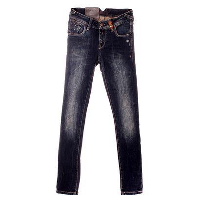 Dámské modré džíny Object