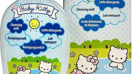 Baby Kitty Čistící Mléko 250ml Dětská kosmetika W