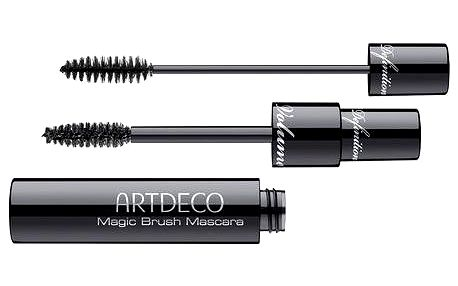 Artdeco Mascara Magic Brush 7ml Řasenka W - Odstín 1 Black černá