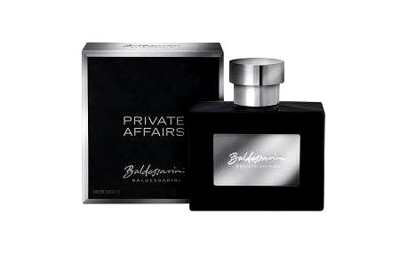 Baldessarini Private Affairs 90ml EDT Tester M