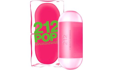 Carolina Herrera 212 Pop 60ml EDT Tester W