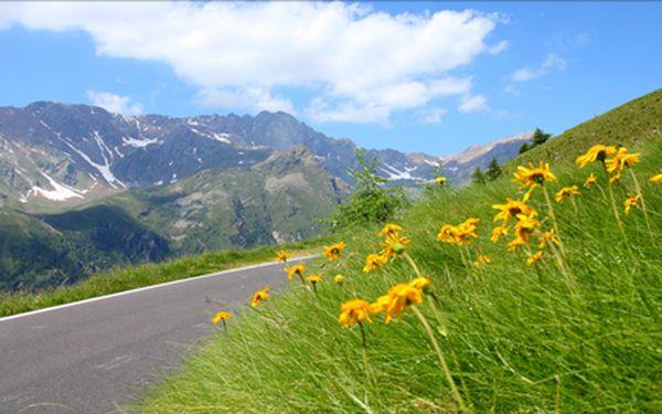 Bormio na 4 dny s polopenzí. Italské Alpy, oblast vhodná pro cyklistiku a sportovní nadšence! Červenec - září.
