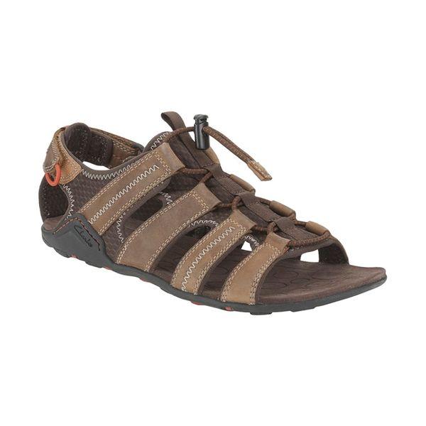 Pánské sandály Clarks hnědé
