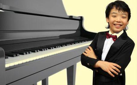 Koncert geniálního 13letého klavíristy v Obecním domě 27.7.!
