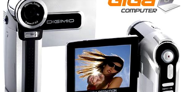 HD kamera Aiptek – tip na dovolenou