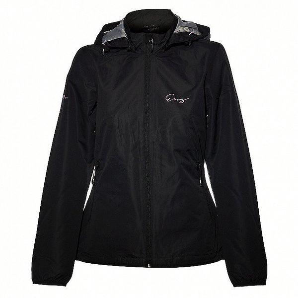 Dámská černá nepromokavá bunda Envy