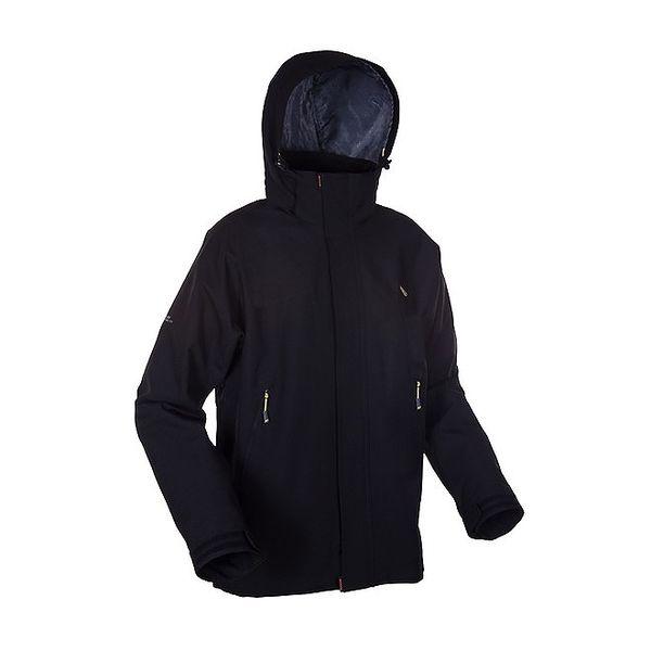 Pánská černá univerzální outdoorová bunda Envy