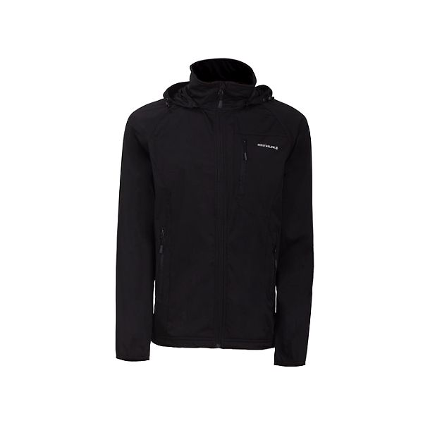 Pánská černá softshellová bunda Envy