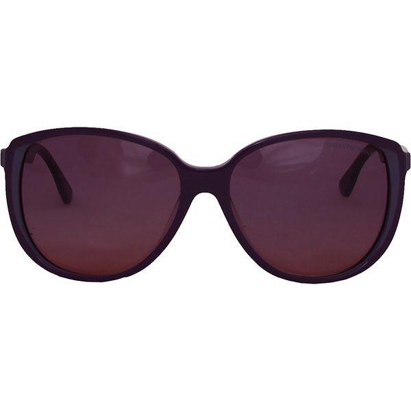 Dámské fialové sluneční brýle Emporio Armani