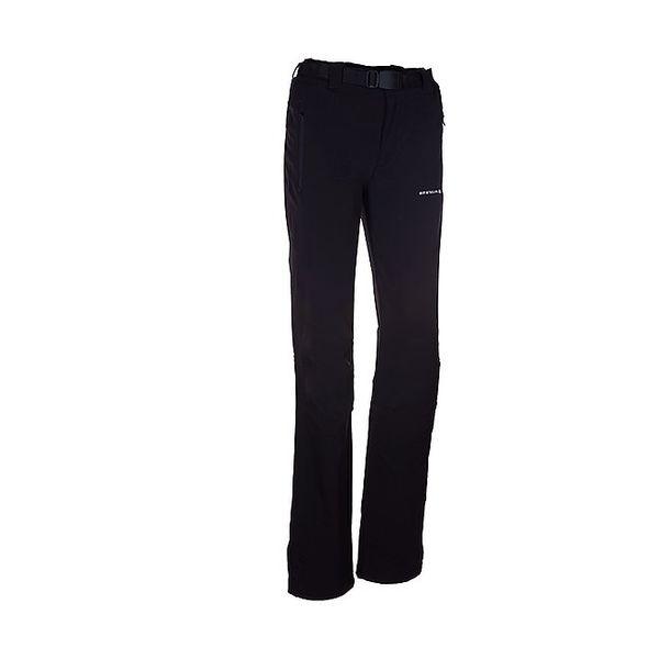 Dámské černé elastické sportovní kalhoty Envy