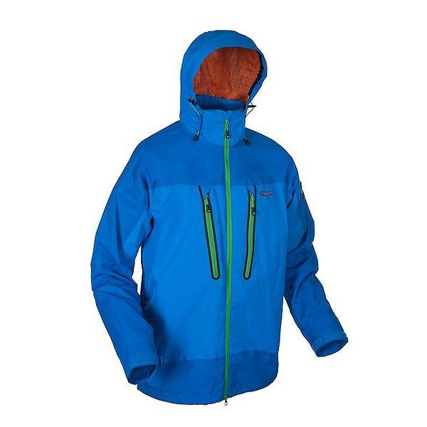 Pánská modrá outdoorová bunda Envy