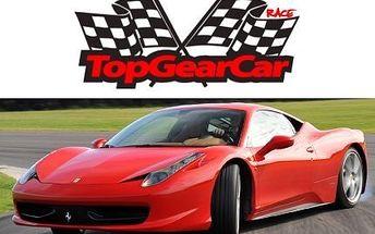 30minutová jízda v Supersportu s 88% slevou!
