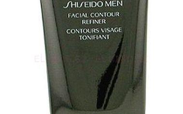 Shiseido MEN Facial Contour Refiner Pánská pleťová kosmetika 50ml Tester pro muže