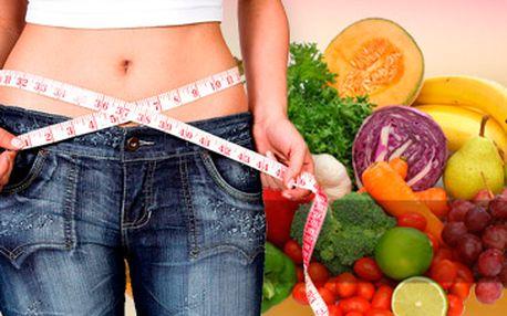 350 Kč za výživové poradenství včetně kompletní analýzy na váze TANITA!