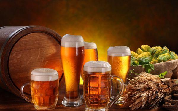 Pivní lázně Poděbrady pro DVA na 3 dny s PIVNÍ KOUPELÍ