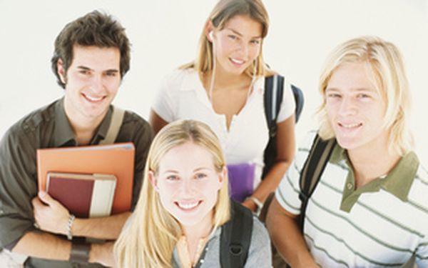Letní denní kemp v angličtině pro mírně pokročilé teenagery 13-17 let (29.7. - 2.8.2013)