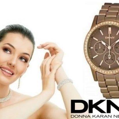 Luxusní dámské hodinky DKNY včetně poštovného!