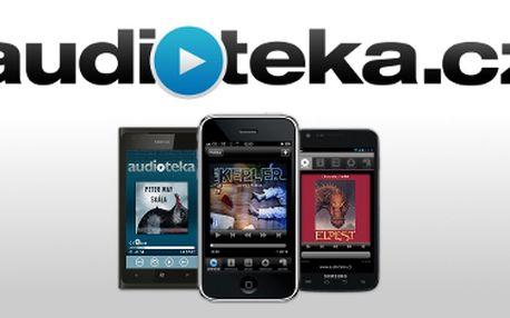 20% sleva na nákup audioknih na Audioteka.cz. Audioknihy stahujte do aplikací na chytrých mobilních telefonech nebo ve formátu MP3 do počítače.