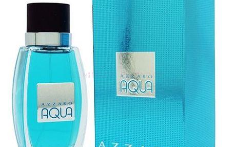 Azzaro Aqua toaletní voda 75ml Tester