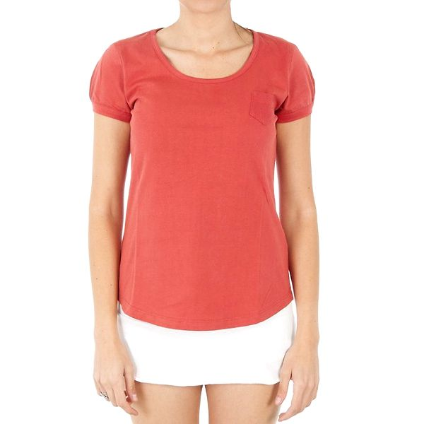 Dámské červené tričko Women'Secret